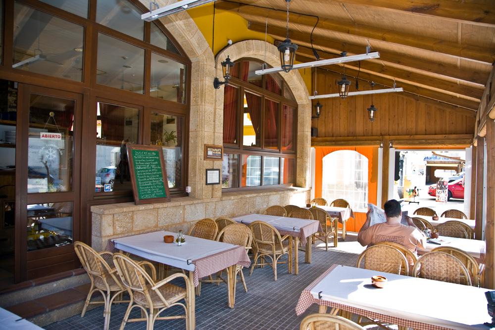 Restaurante casa jos mar a zahara de los atunes - Restaurante casa maria ...