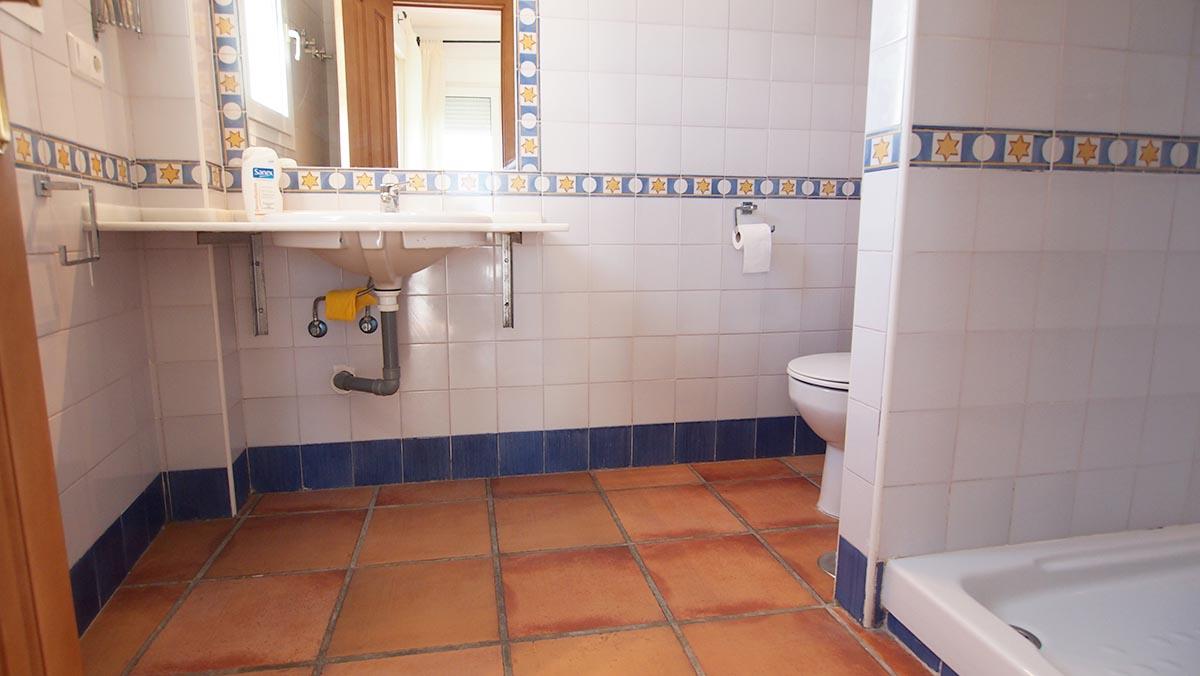 Baños Con Vista Al Mar: baños con vistas al mar en urbanización Bahía de la Plata