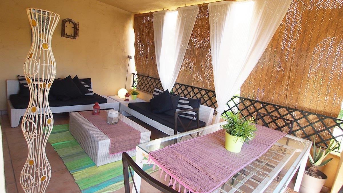 Se vende coqueta apartamento de un dormitorio en la urbanizaci n jardines de zahara - Jardines de zahara ...