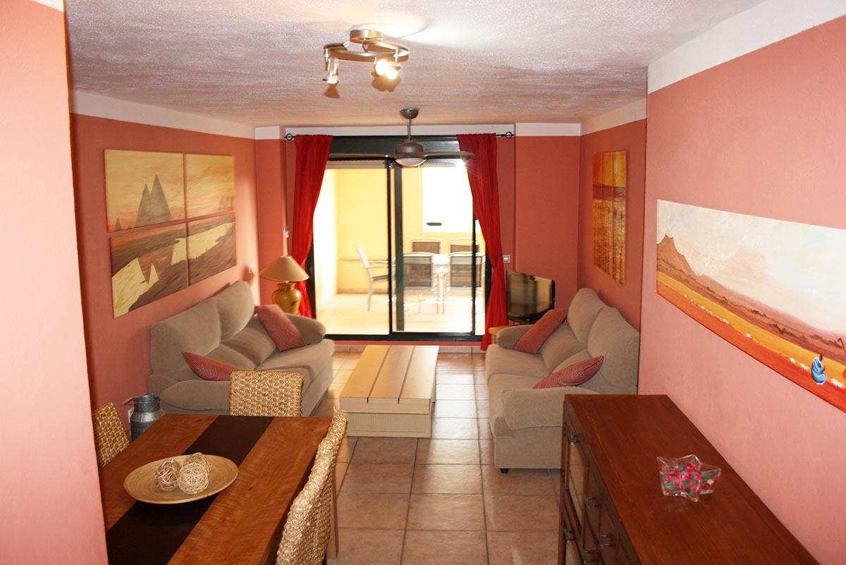 En venta apartamento en la urbanizaci n de jardines de for Apartamentos jardines de zahara