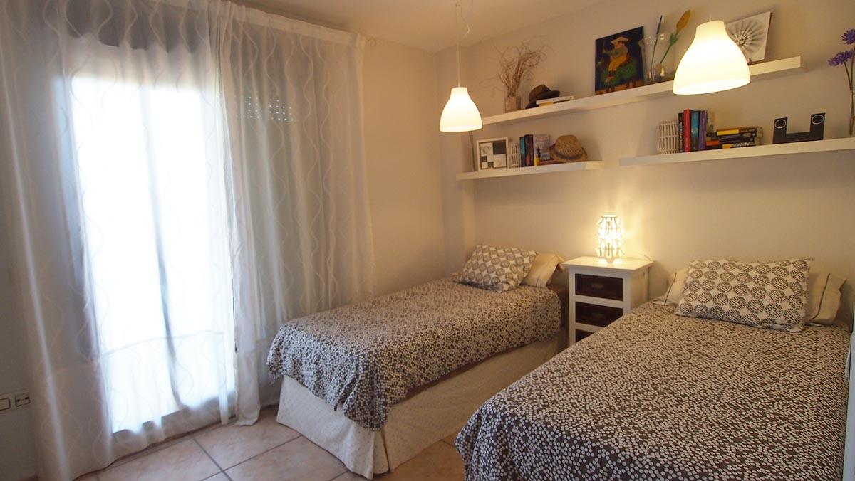 Se vende coqueta apartamento de un dormitorio en la for Apartamentos jardines de zahara