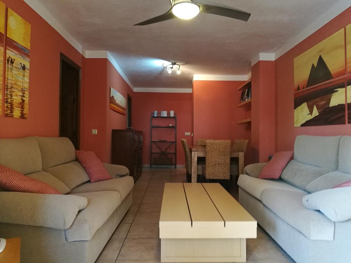 Se vende apartamento en la urbanizaci n jardines de zahara for Apartamentos jardines de zahara
