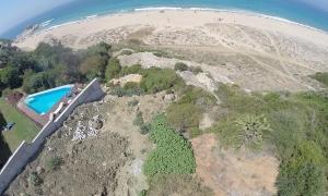 Se vende parcela en Atlanterra primera linea de playa. Zahara de los Atunes