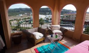 Se vende ático con buenas vistas al mar en la urbanización Jardines de Zahara. Zahara de los Atunes