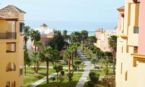 Se vende apartamento ultima planta con vistas al mar en la urbanización Jardines de Zahra Zahara de los Atunes