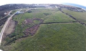 Se vende parcela en Atlanterra un sitio previlegiado con vistas al mar y al lado del parque natural de Alcornocales. Zahara de los Atunes